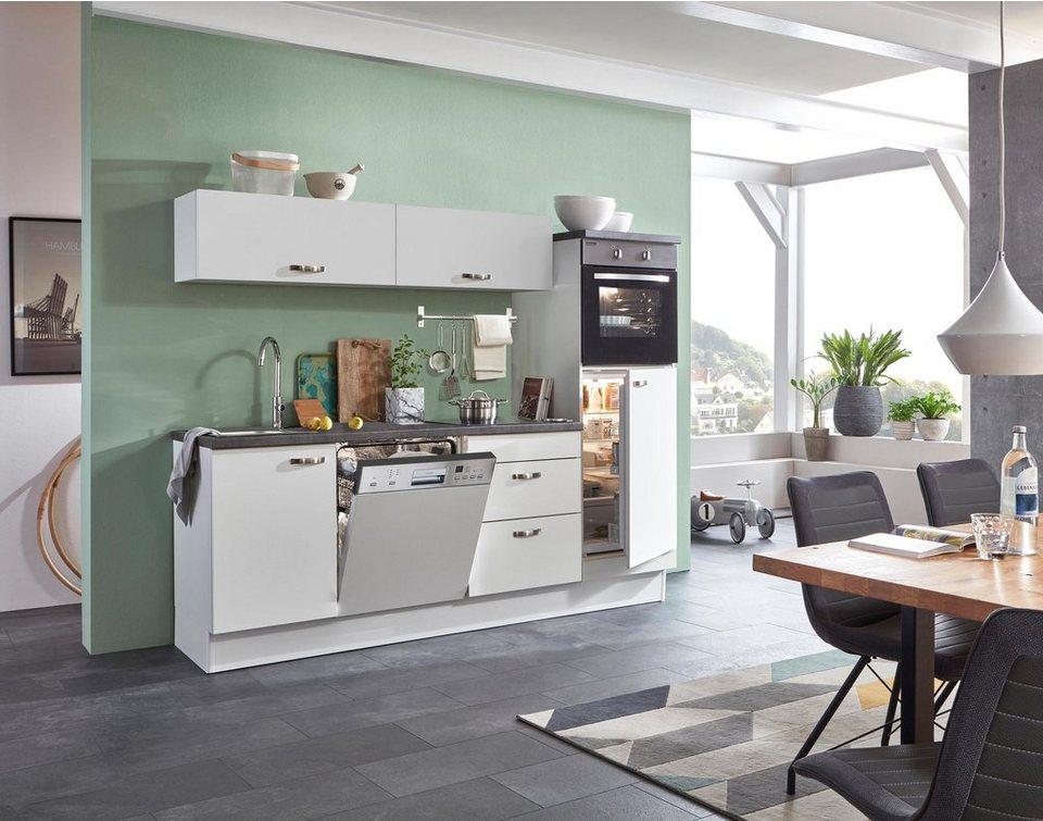Optifit »Cara« Küchenzeile ohne E-Geräte, Breite 240 cm online ...