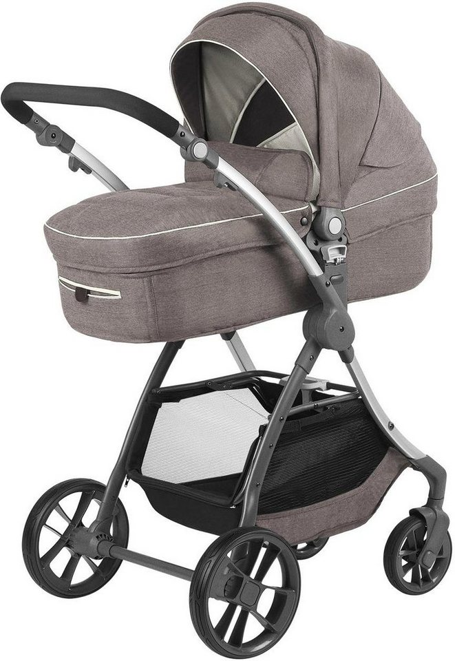 Knorr Baby Kombi Kinderwagen Set Yuu Melange Kaufen Coffee Online