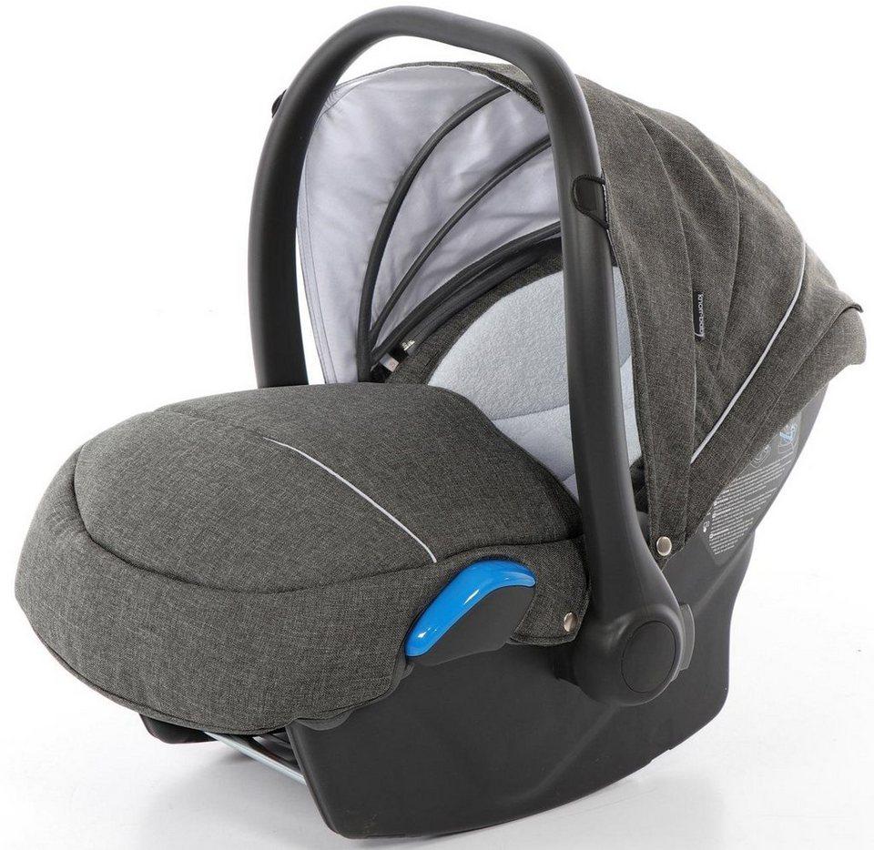 Knorr-baby Babyschale, 0 - 13 kg,  Milan für Classico, grau  online kaufen