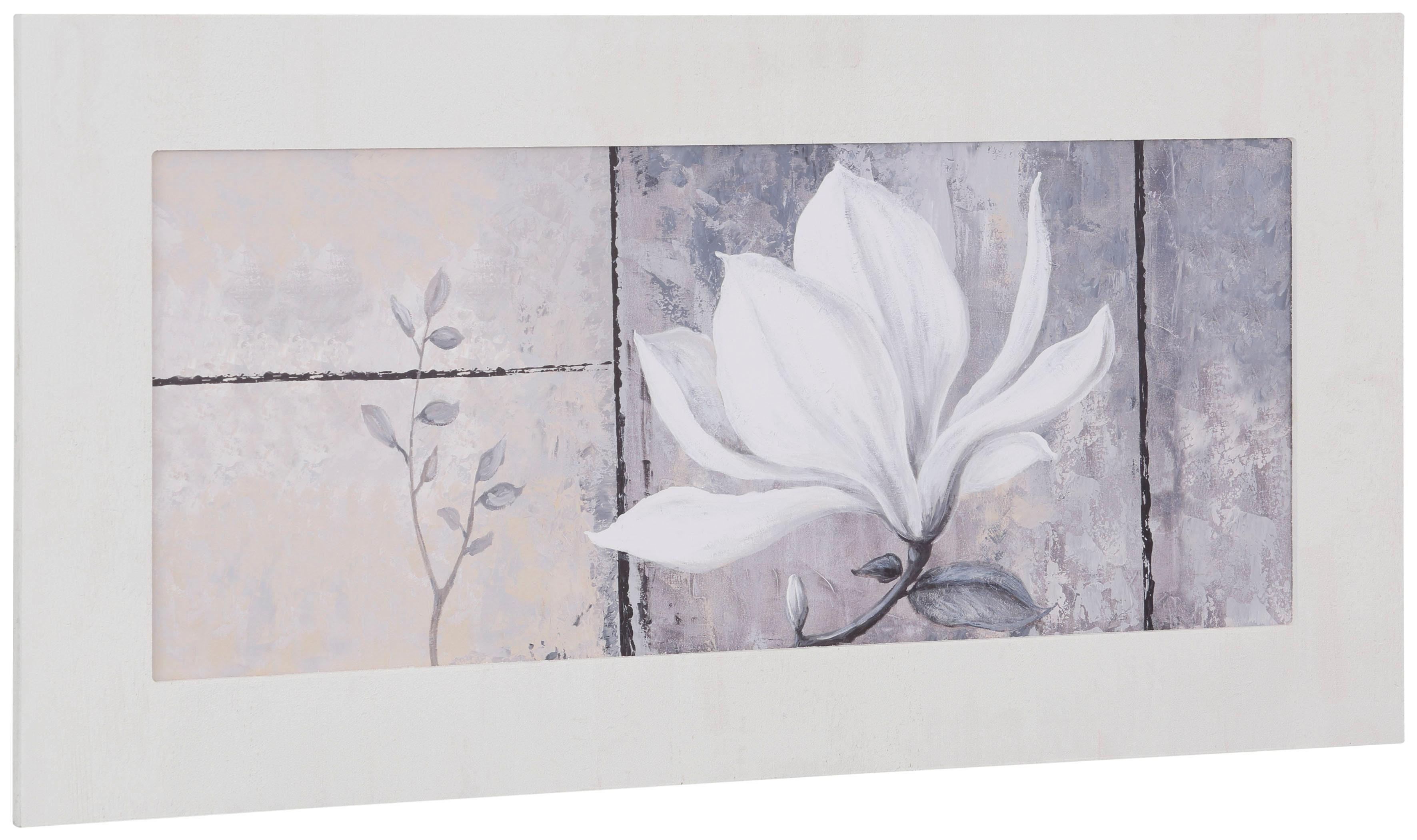 Home affaire Kunstdruck »Classic Magnolia«, 102/52 cm