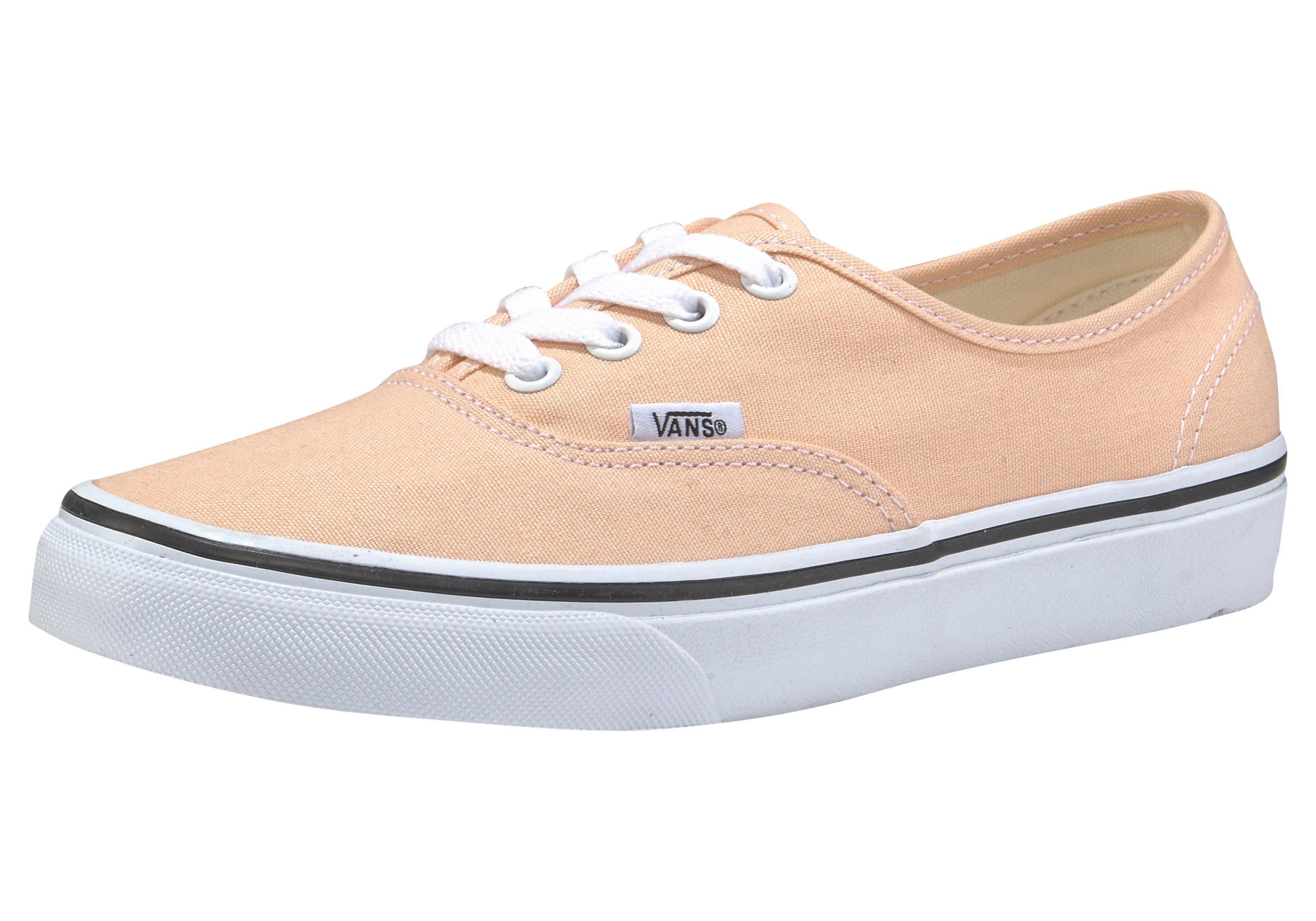 Vans »Authentic F« Sneaker, Modischer Sneaker von Vans online kaufen | OTTO