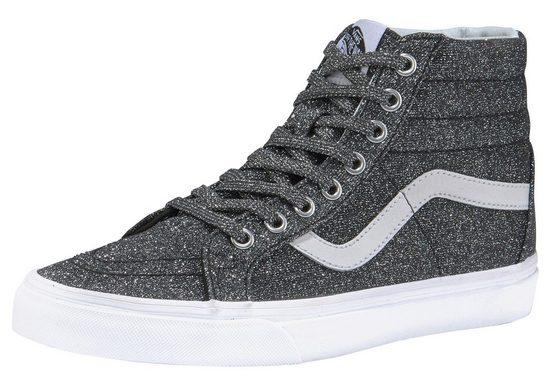 Vans »SK8-Hi Reissue« Sneaker mit Glitzereffekt