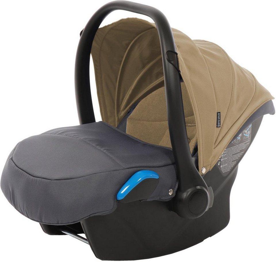 Knorr-baby Babyschale, 0 - 13 kg,  Milan für Voletto Sport, grau-sand  online kaufen
