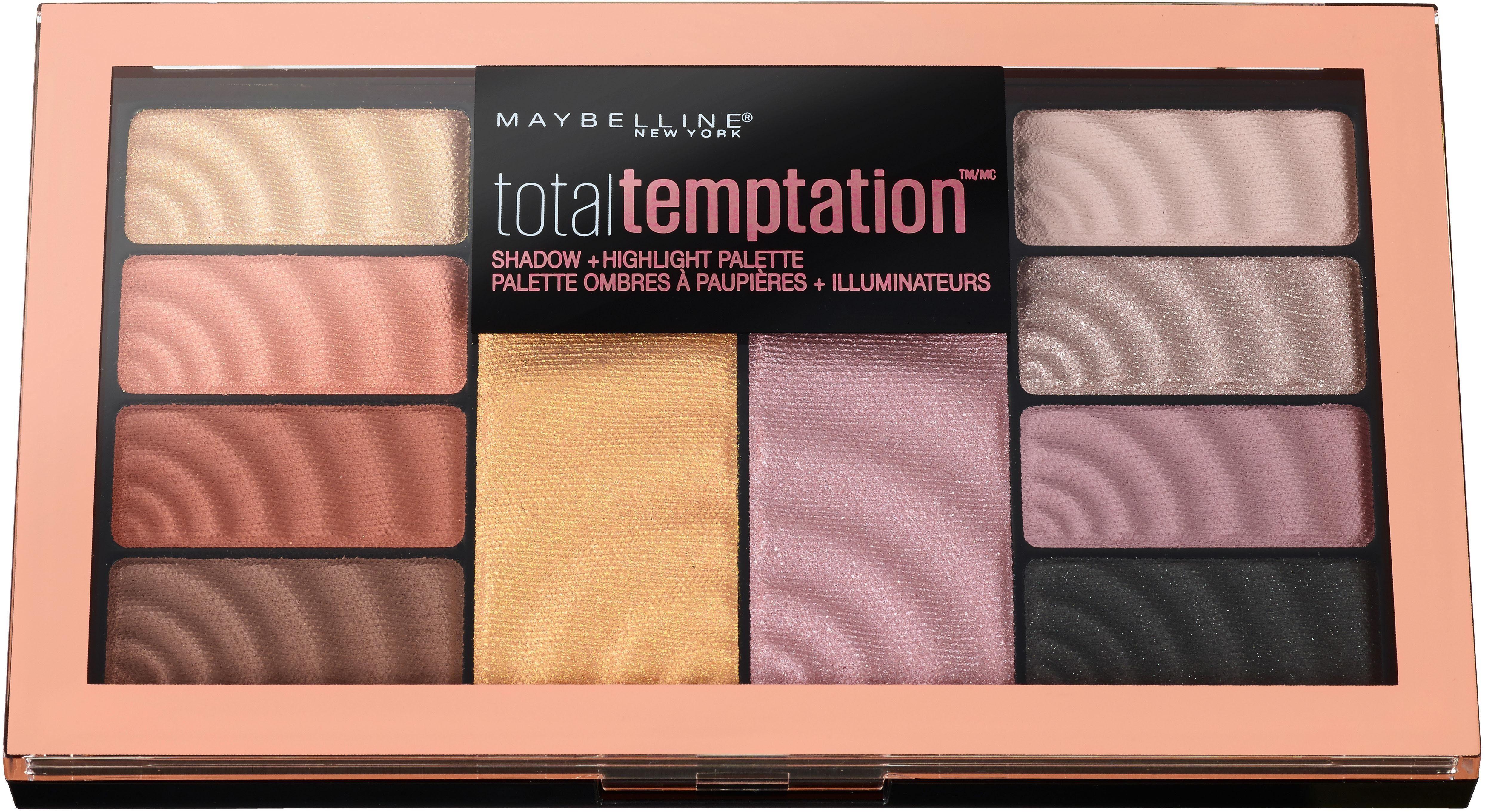 Maybelline New York, »Total Temptation«, Lidschattenpalette