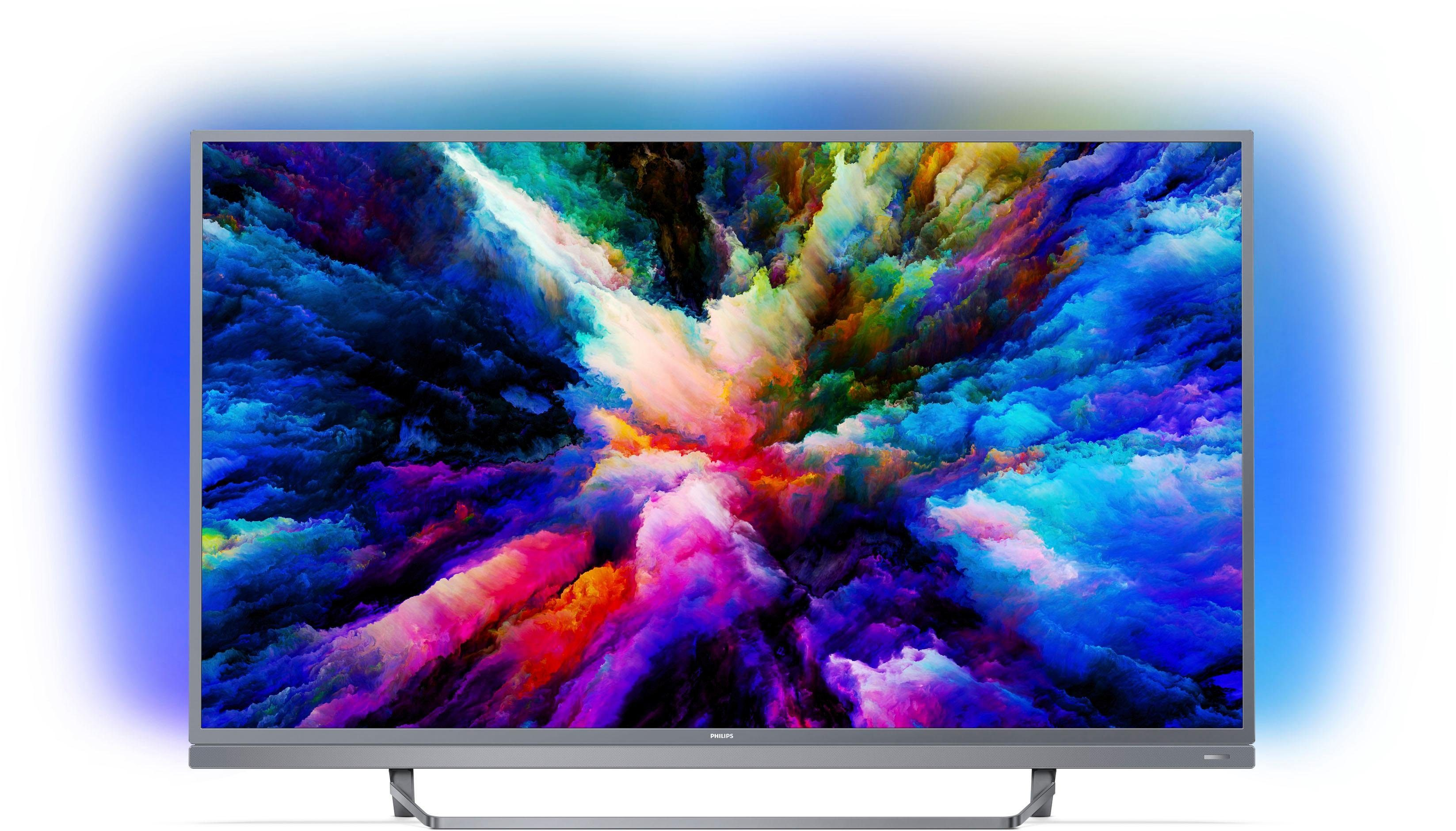 Philips 55PUS7503 LED-Fernseher (139 cm/55 Zoll, 4K Ultra HD, Smart-TV, USB-Recording)