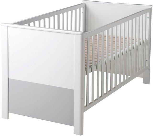 Babybetten - Roba® Babybett »Kombi Kinderbett Linus«  - Onlineshop OTTO