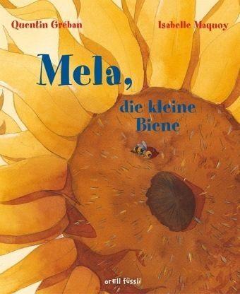 Gebundenes Buch »Mela, die kleine Biene«
