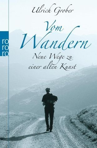 Broschiertes Buch »Vom Wandern«