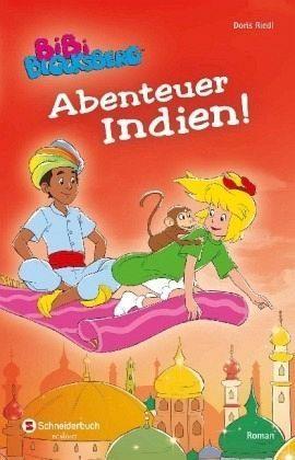 Gebundenes Buch »Bibi Blocksberg - Abenteuer Indien!«