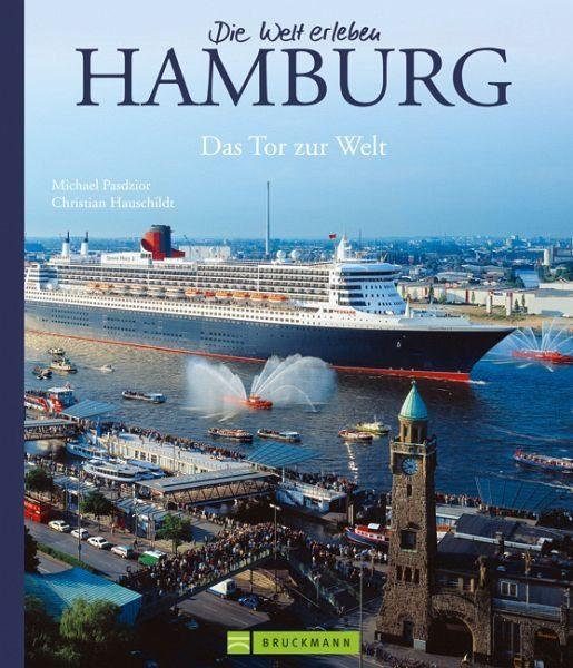 Gebundenes Buch »Hamburg«