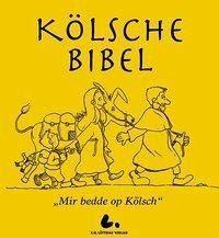 Gebundenes Buch »Kölsche Bibel«