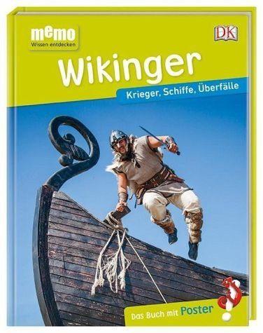 Gebundenes Buch »Wikinger / memo - Wissen entdecken«