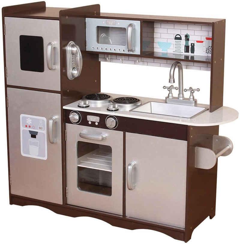 CHIC2000 Spielküche Holz, Kunststoff