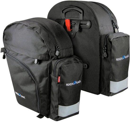 KlickFix Gepäckträgertasche »Backpack Packtaschen«