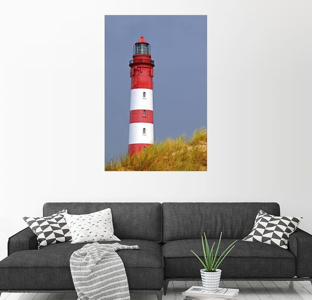 Posterlounge Wandbild - Sarnade »Leuchtturm«