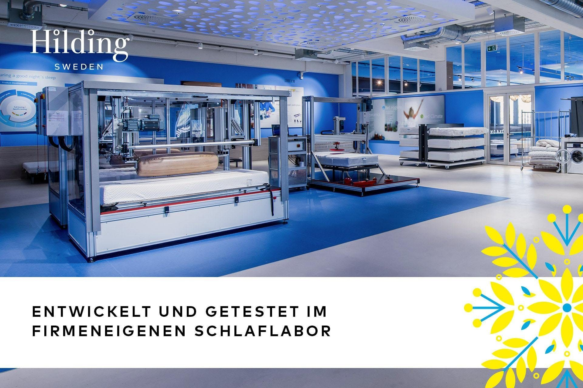 Nackenstützkissen, Gustav, Hilding Sweden, (1-tlg), höhenverstellbar und komplett waschbar online kaufen