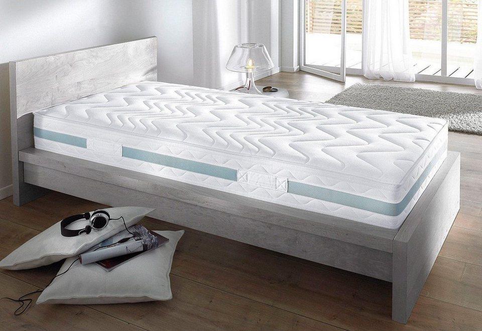 komfortschaummatratze zauber 2500 breckle 25 cm hoch raumgewicht 28 1 tlg online kaufen. Black Bedroom Furniture Sets. Home Design Ideas