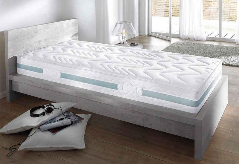 Komfortschaummatratze »Zauber 2500«, Breckle, 25 cm hoch, Raumgewicht: 28, Matratze mit 3D-Massagekontur
