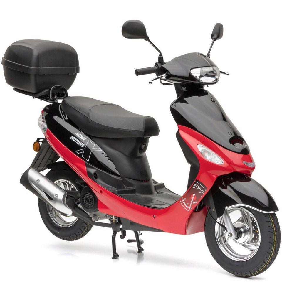 nova motors motorroller city star euro 4 49 ccm 45 km. Black Bedroom Furniture Sets. Home Design Ideas