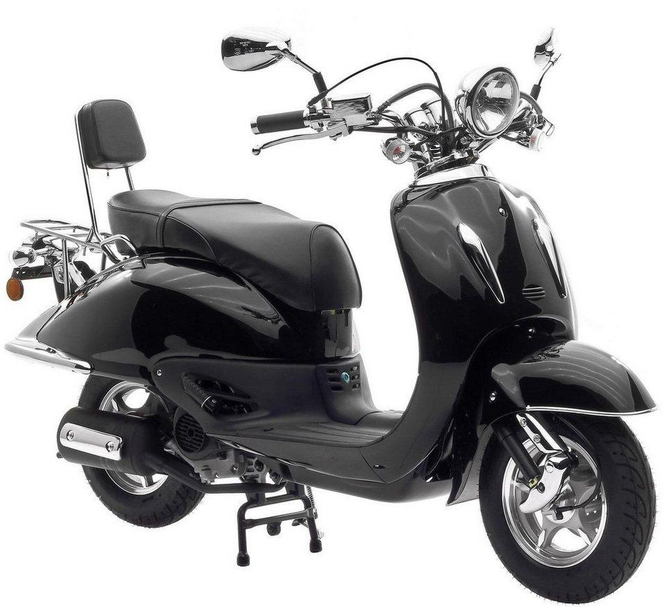 nova motors motorroller retro cruiser euro 4 49 ccm 45. Black Bedroom Furniture Sets. Home Design Ideas