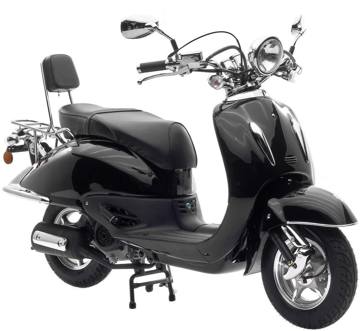 Nova Motors Motorroller »Retro Cruiser Euro 4«, 49 ccm, 45 km/h, Euro 4