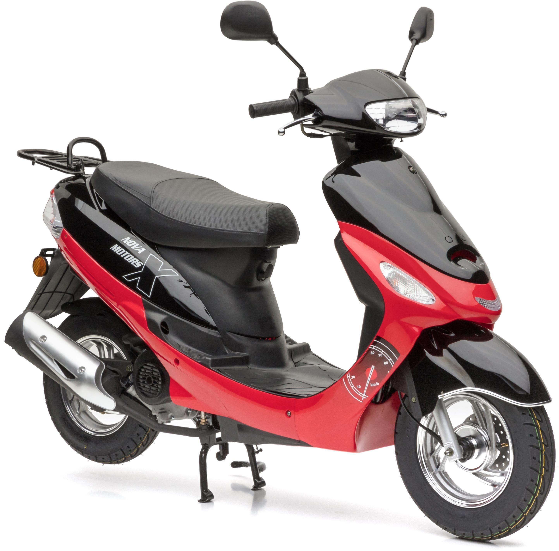 Nova Motors Motorroller »City Star Euro 4«, 49 ccm, 45 km/h, Euro 4