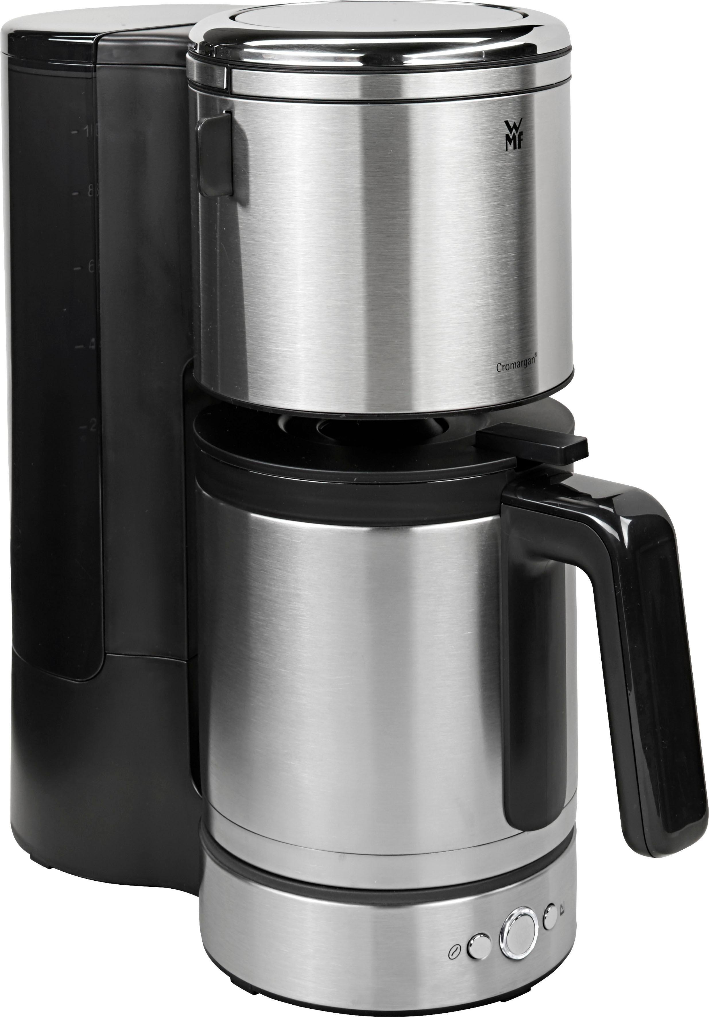 Filterkaffeemaschine LONO, 1,25l Kaffeekanne, Papierfilter, mit Thermokanne