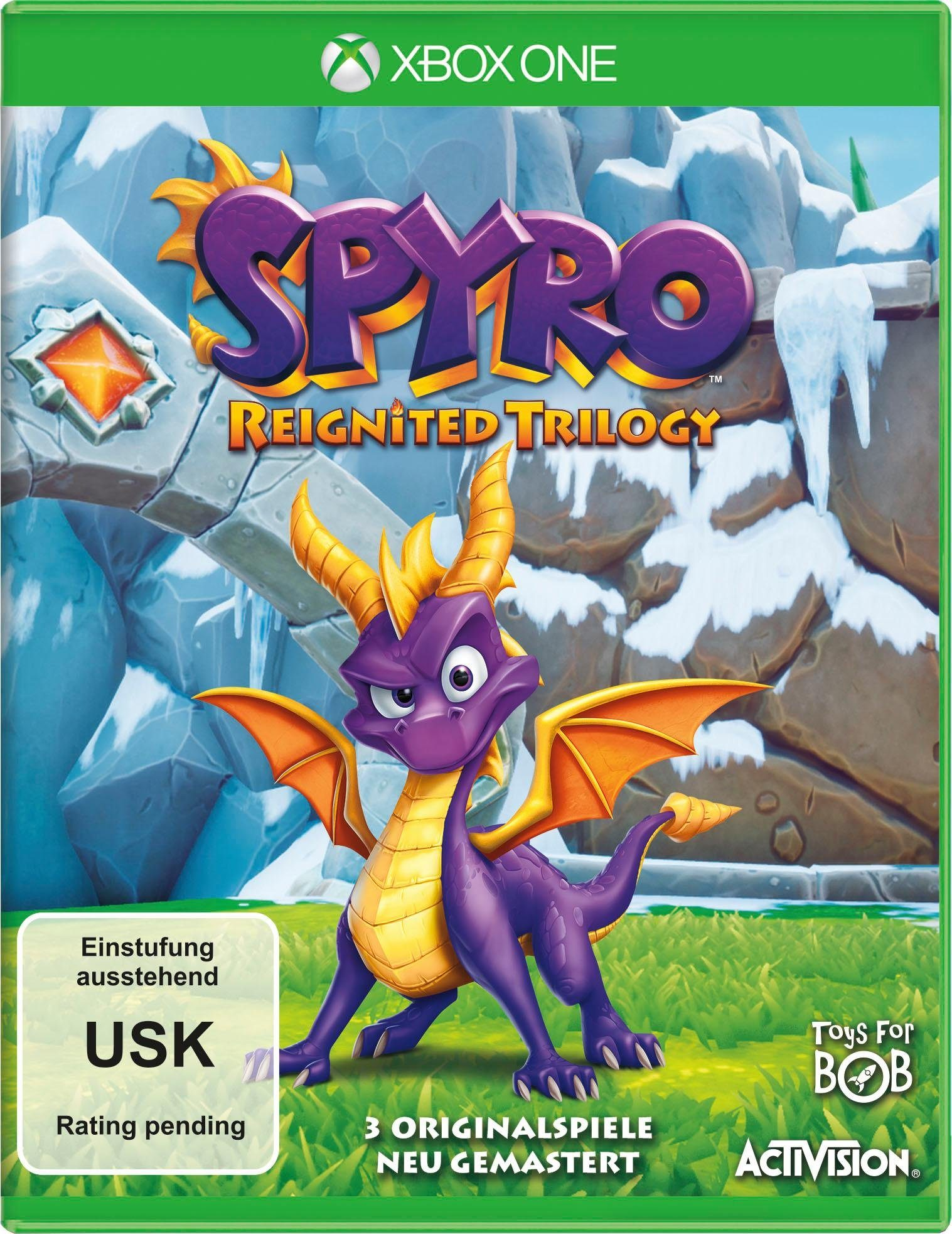 Spyro Reignited Triology Xbox One