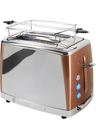 RUSSELL HOBBS Skrudintuvas » Luna Copper Accents 242...