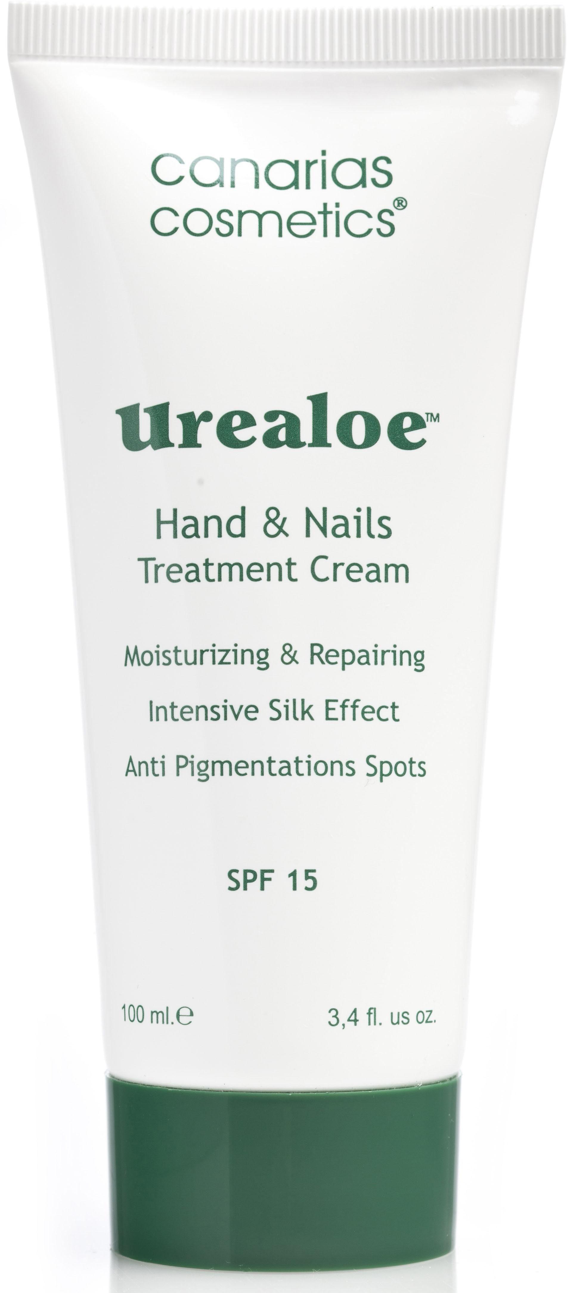 Canarias Cosmetics, »Urealoe - Handcreme«, Hand- und Nagelpflege