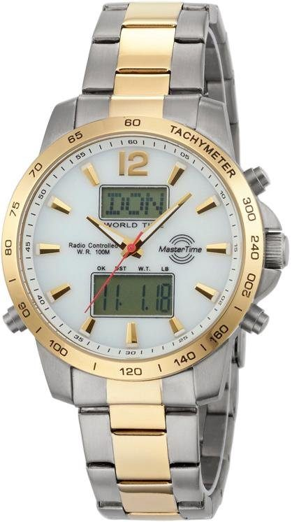 MASTER TIME Funkchronograph »MTGS-10649-30M«
