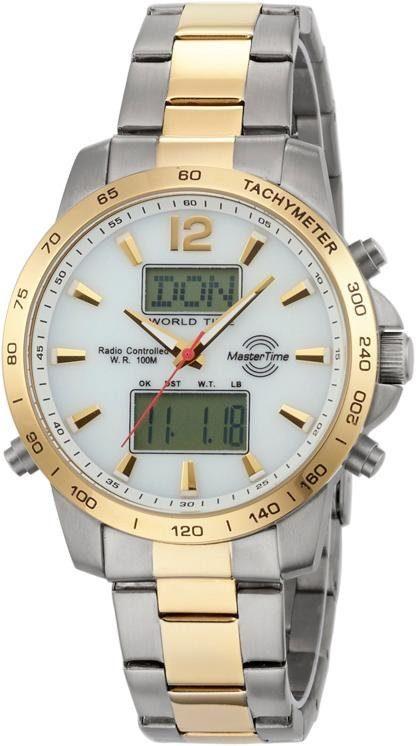 MASTER TIME Funkchronograph »MTGS-10649-30M«