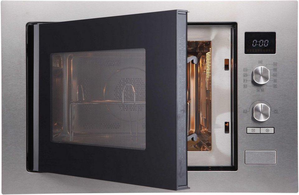 hanseatic einbau mikrowelle online kaufen otto. Black Bedroom Furniture Sets. Home Design Ideas