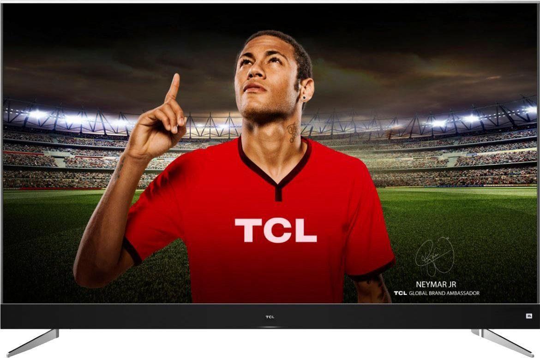 TCL U49C7006 LED-Fernseher (124 cm/49 Zoll, 4K Ultra HD, Smart-TV)