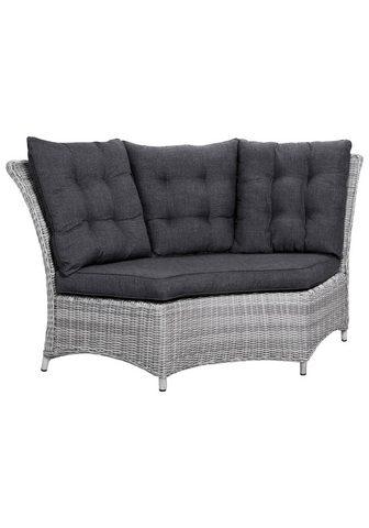 BEST Sodo sofa »Barcelona« Eckteil Polyratt...