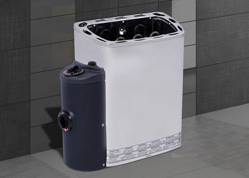 weka saunaofen kompakt 3 6 kw integrierte steuerung. Black Bedroom Furniture Sets. Home Design Ideas