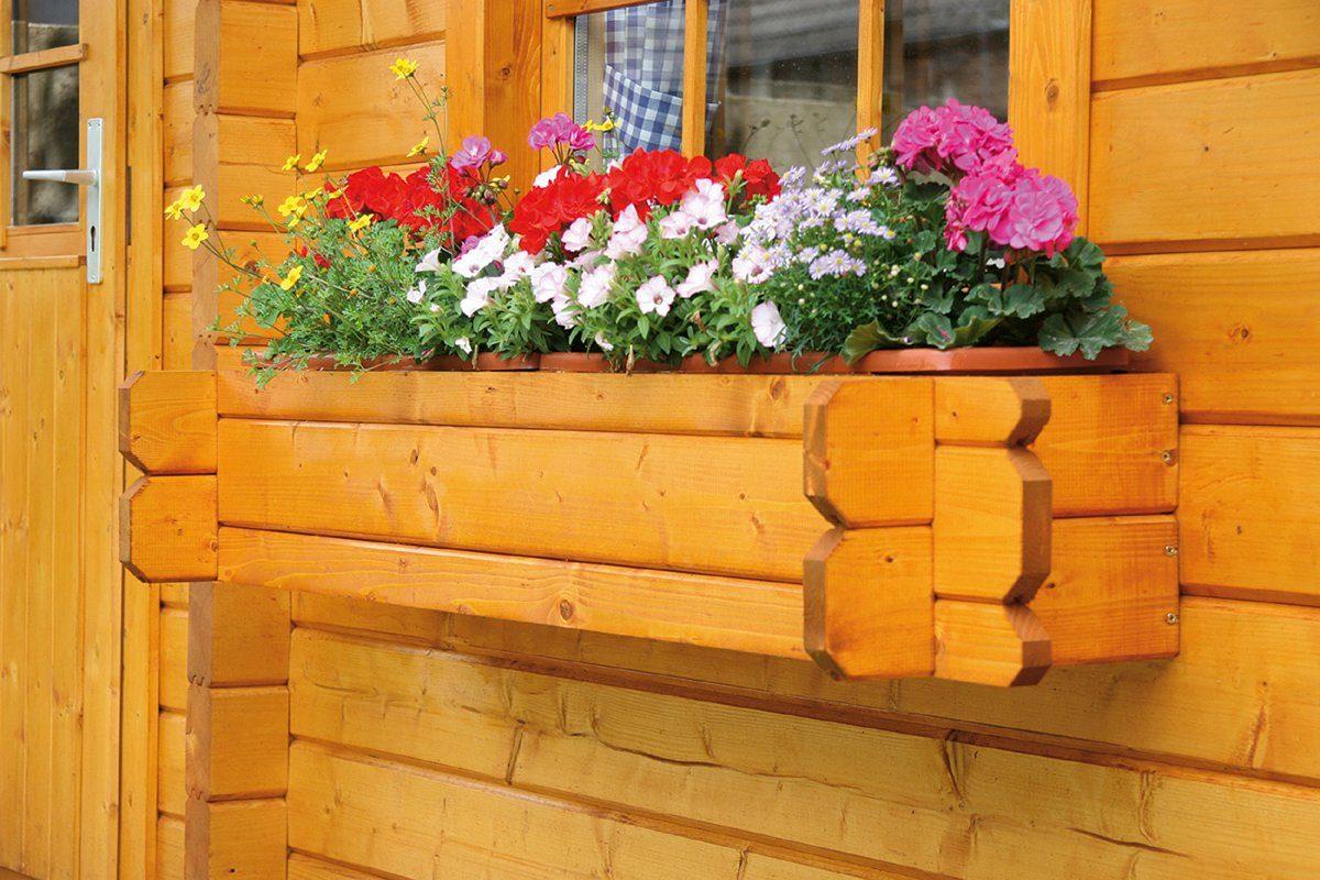 WOLFF Blumenkasten »Modell 60«, BxT: 85,6x34 cm