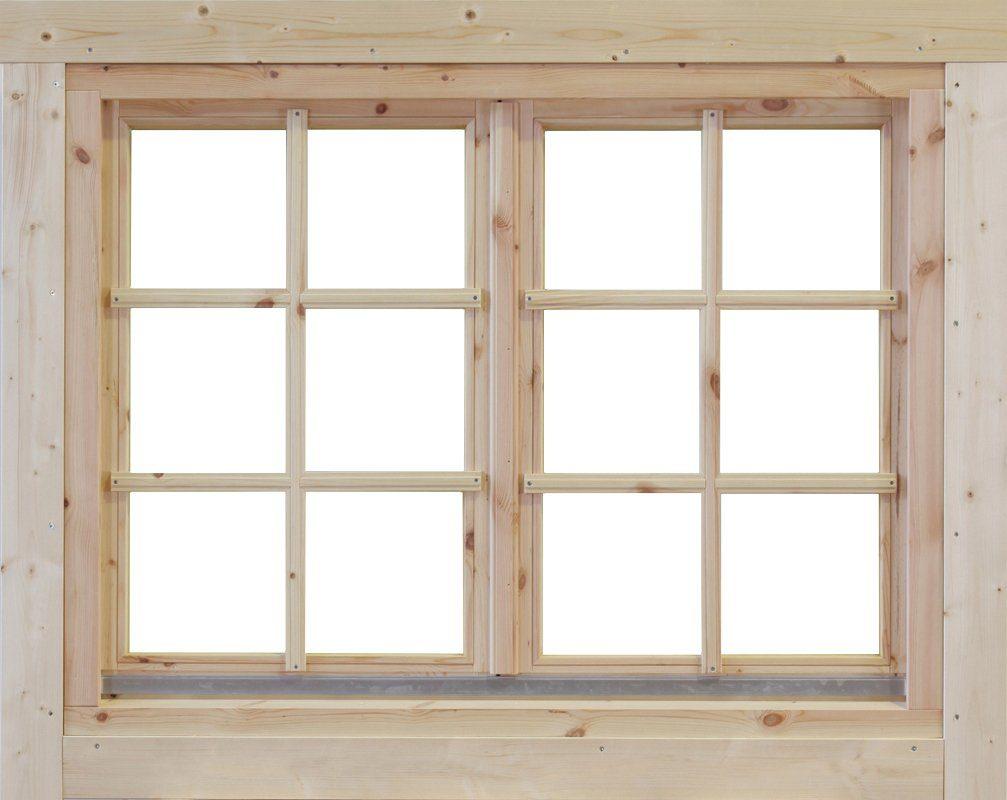 WOLFF Fenster »Alina 40«, BxH: 76,5x99,6 cm