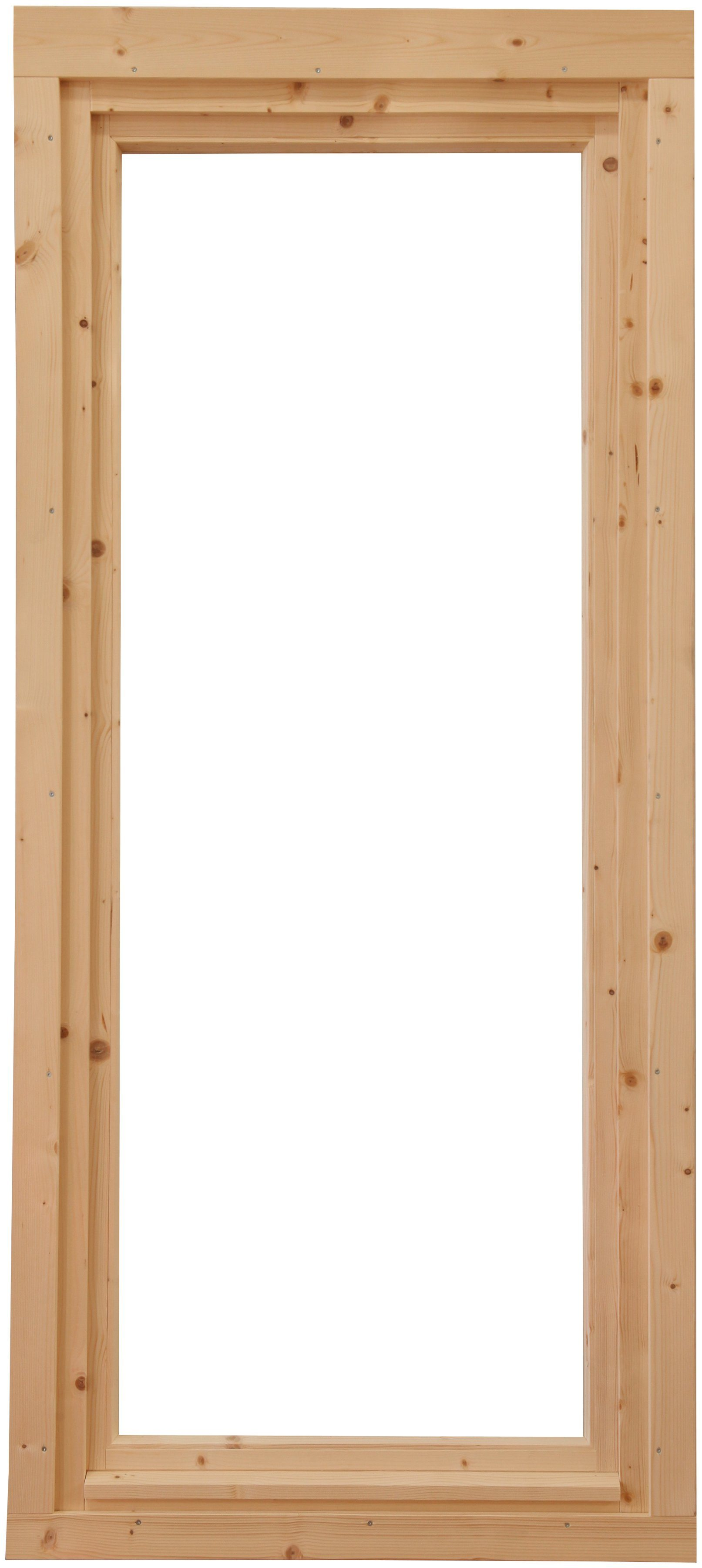WOLFF Fenster »Helgoland Iso«, BxH: 51,5x178,4 cm