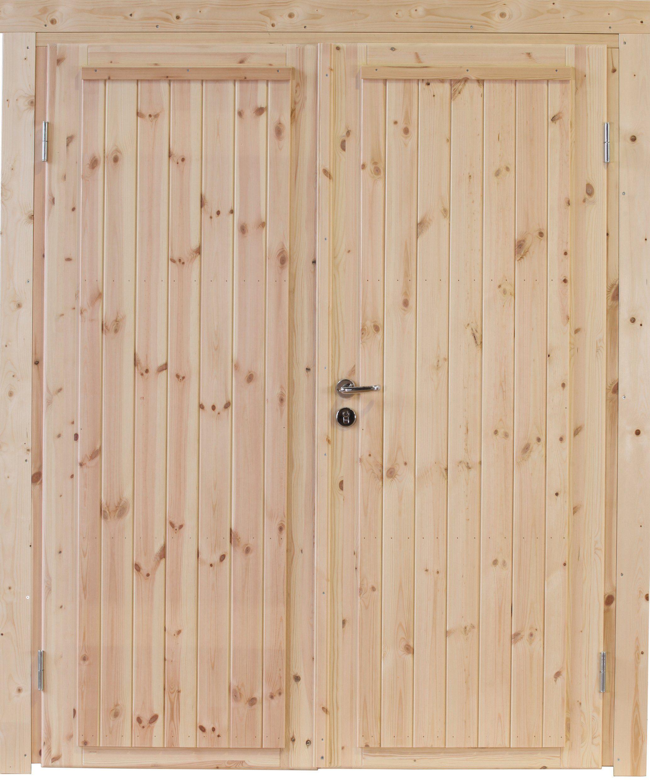 WOLFF Doppeltür »Knut 58«, BxH: 158,8x196,5 cm