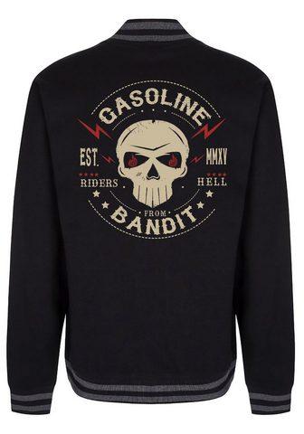 GASOLINE BANDIT ® Striukė su coolem Rockabilly-Druck