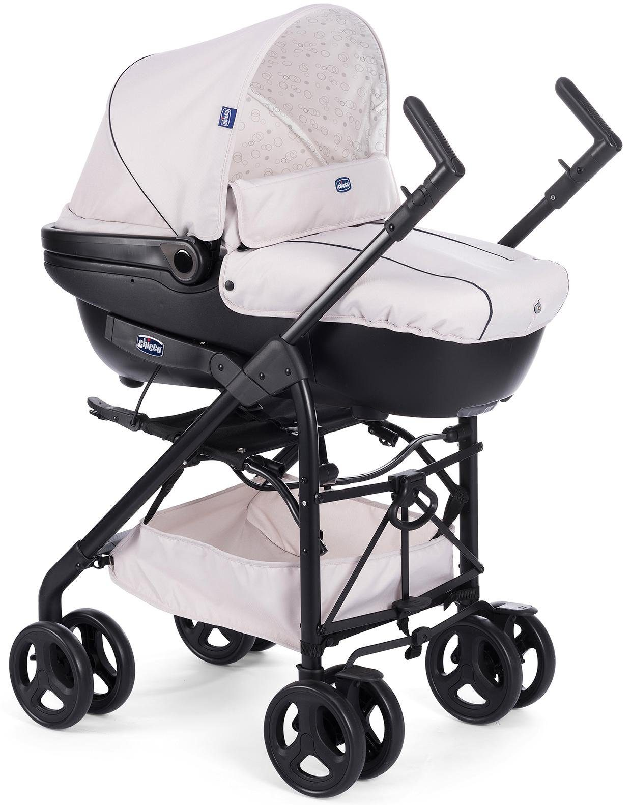 Chicco® Kombi Kinderwagen, »Trio Sprint mit Kit Car, Sandshell«
