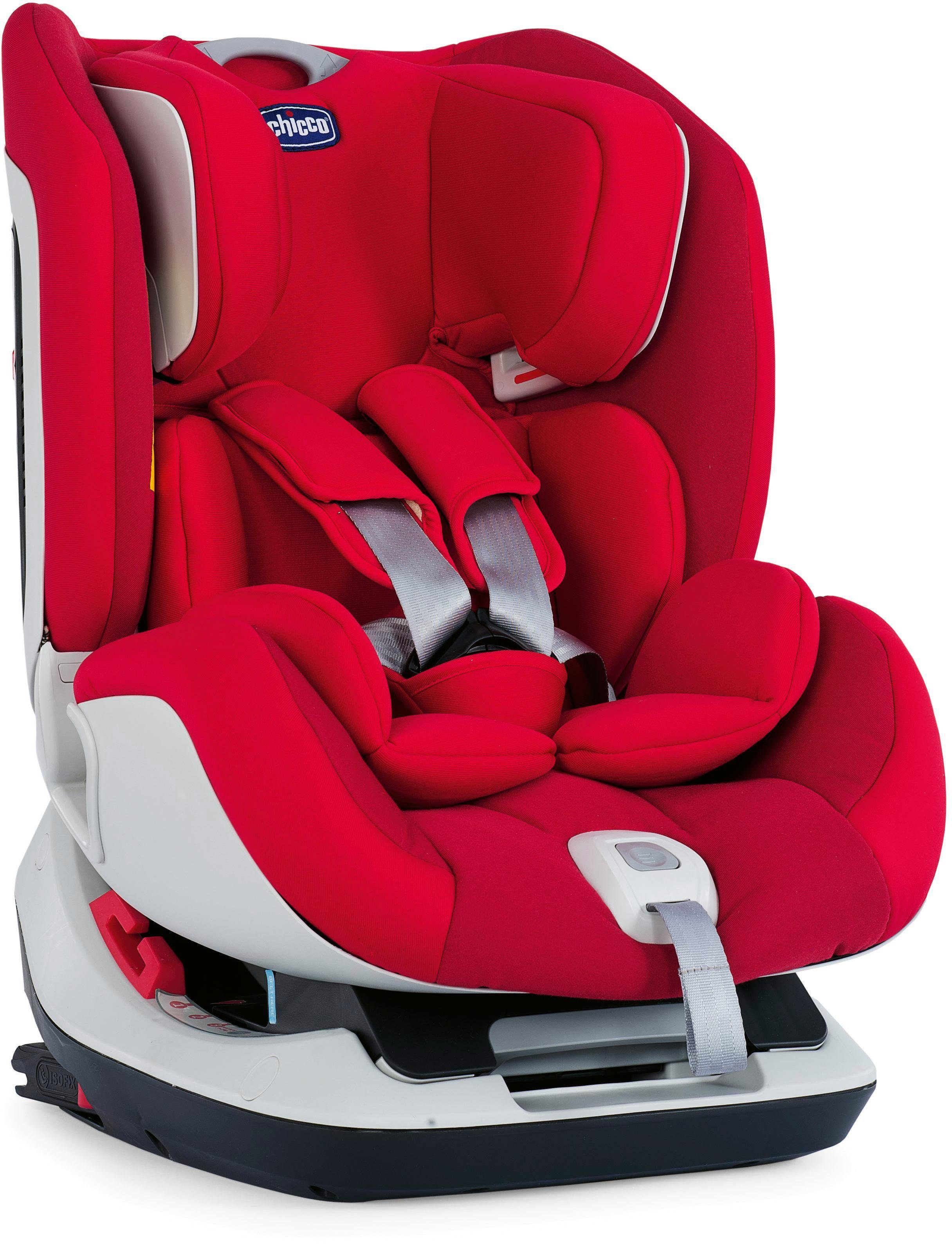 Chicco® Kindersitz, 0 - 25 kg, »Seat Up 012, Red«
