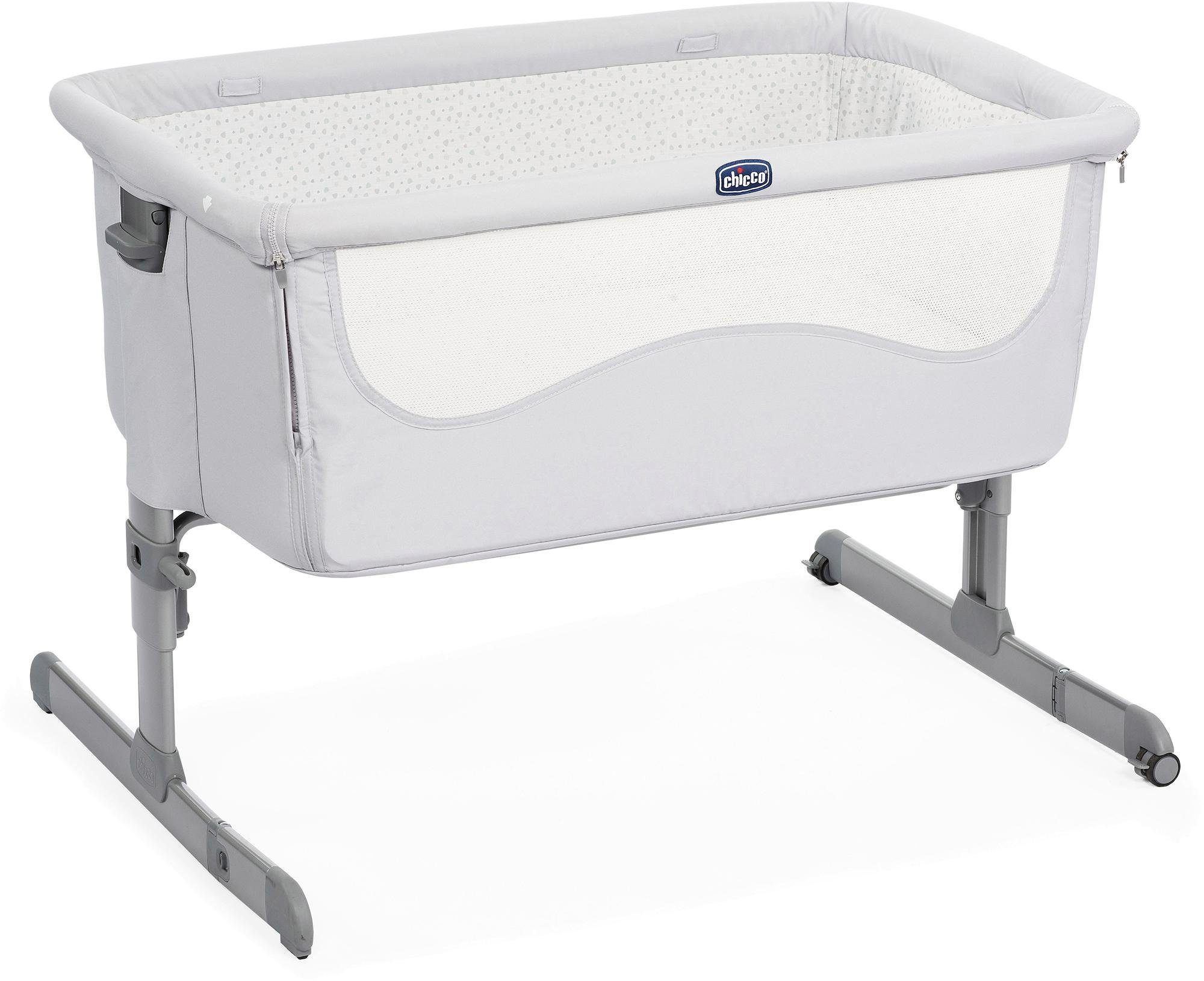 Chicco® Beistellbett, »Next2Me, Light Grey«