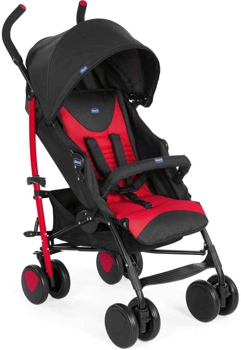 Chicco Kinder-Buggy »Echo, Scarlet«, mit Frontbügel; Kinderwagen, Buggy, Sportwagen, Sportbuggy, Kinderbuggy, Sport-Kinderwagen