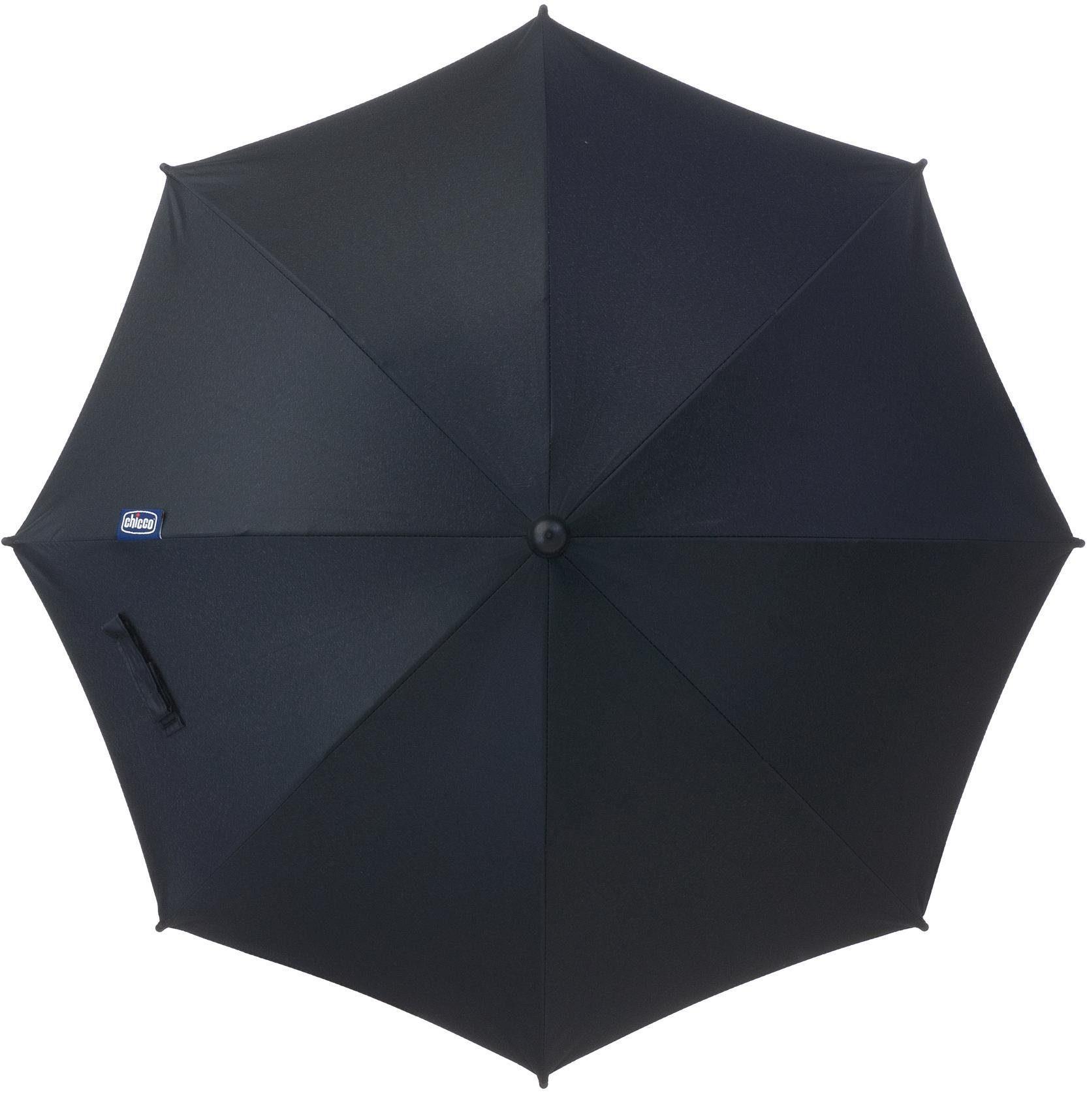 Chicco® Sonnenschirm für Kindersportwagen, »Black«