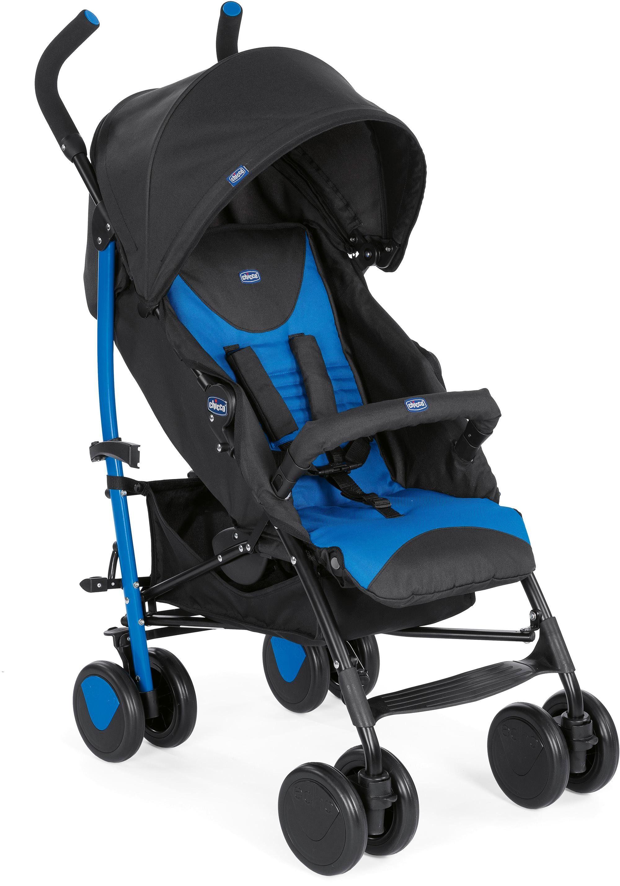 Chicco® Sportwagen mit Frontbügel, »Echo, Mr Blue«
