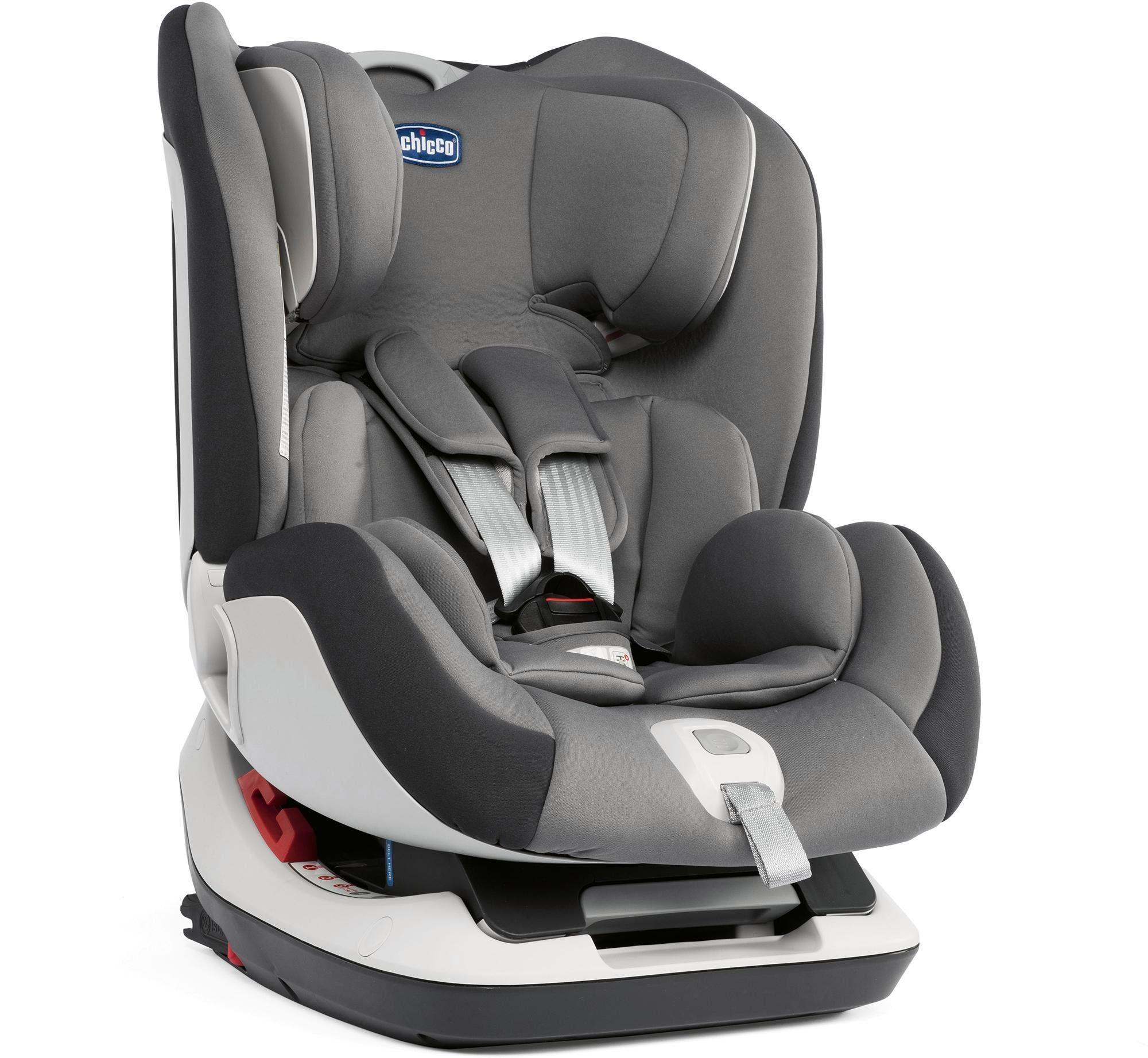 Chicco® Kindersitz, 0 - 25 kg, »Seat Up 012, Stone«