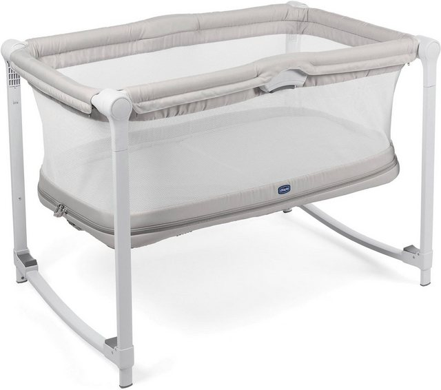 Babybetten - Chicco Baby Reisebett »Zip Go, Glacial«, inkl. Transporttasche  - Onlineshop OTTO