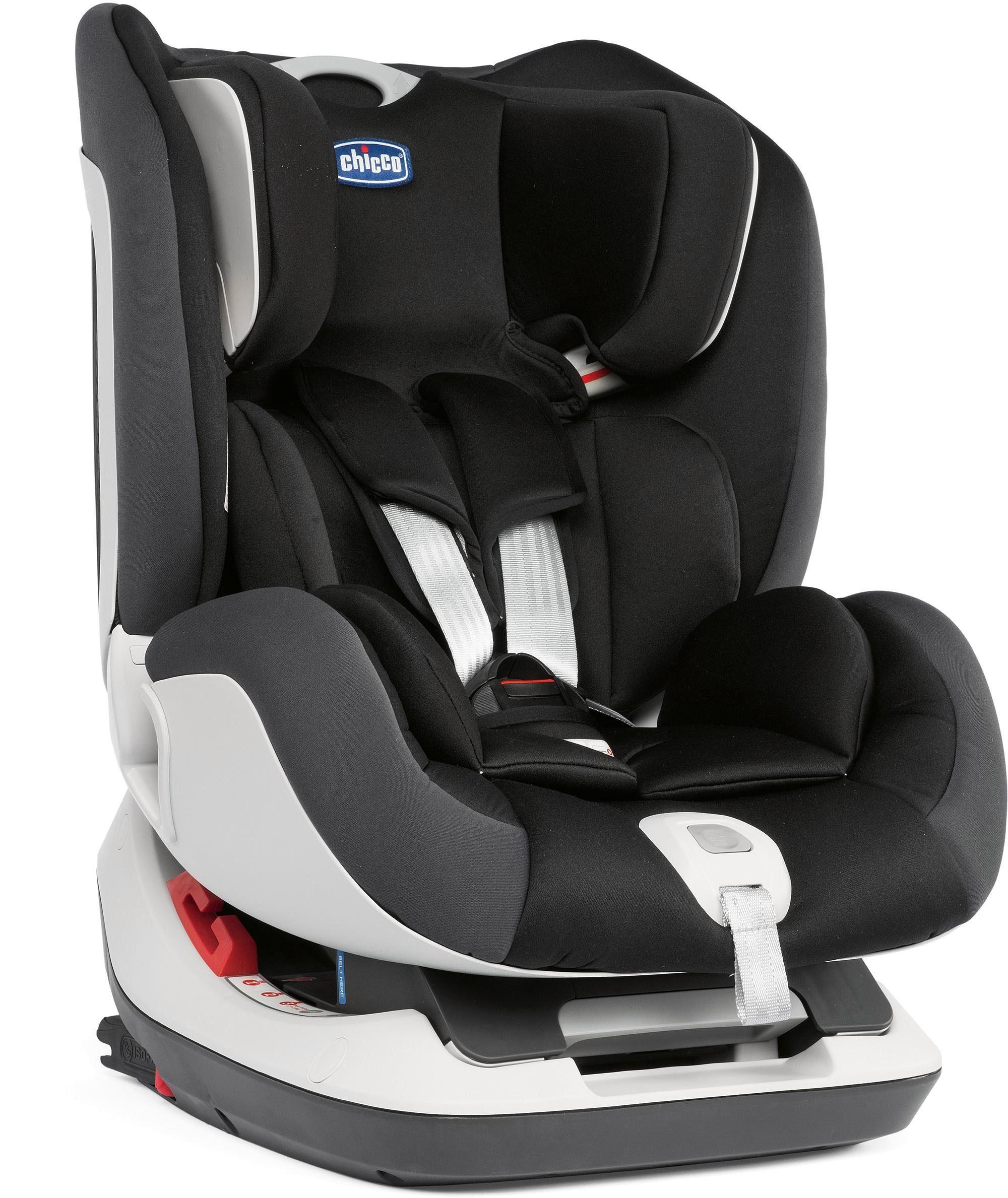 Chicco® Kindersitz, 0 - 25 kg, »Seat Up 012, Jet Black«
